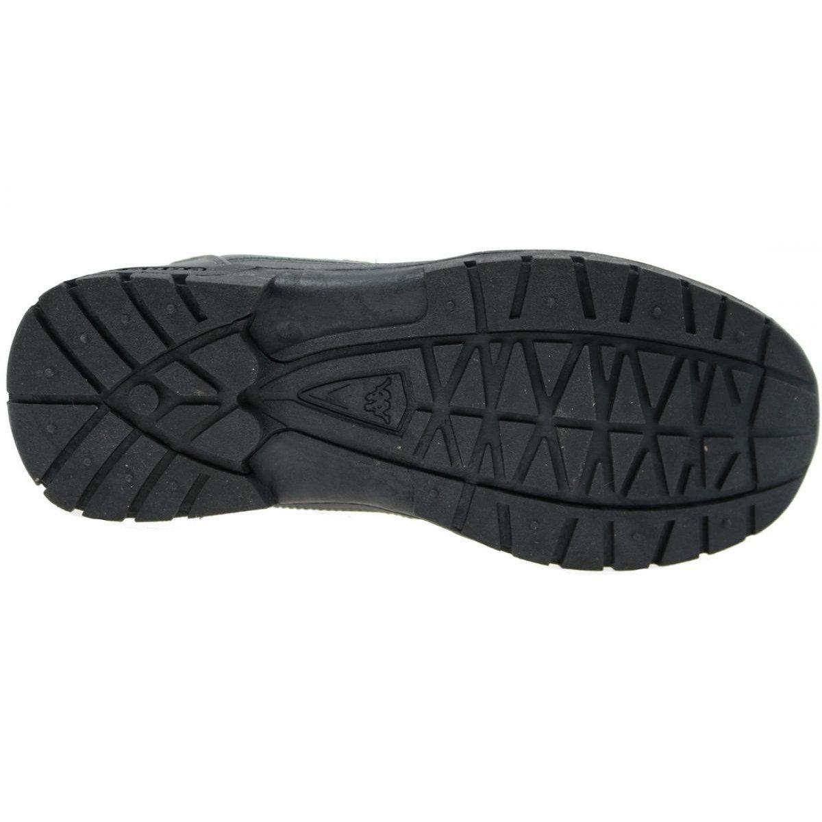 Buty Kappa Bright Mid Light M 242075 1616 Szare Sport Shoes Men Shoes Footwear