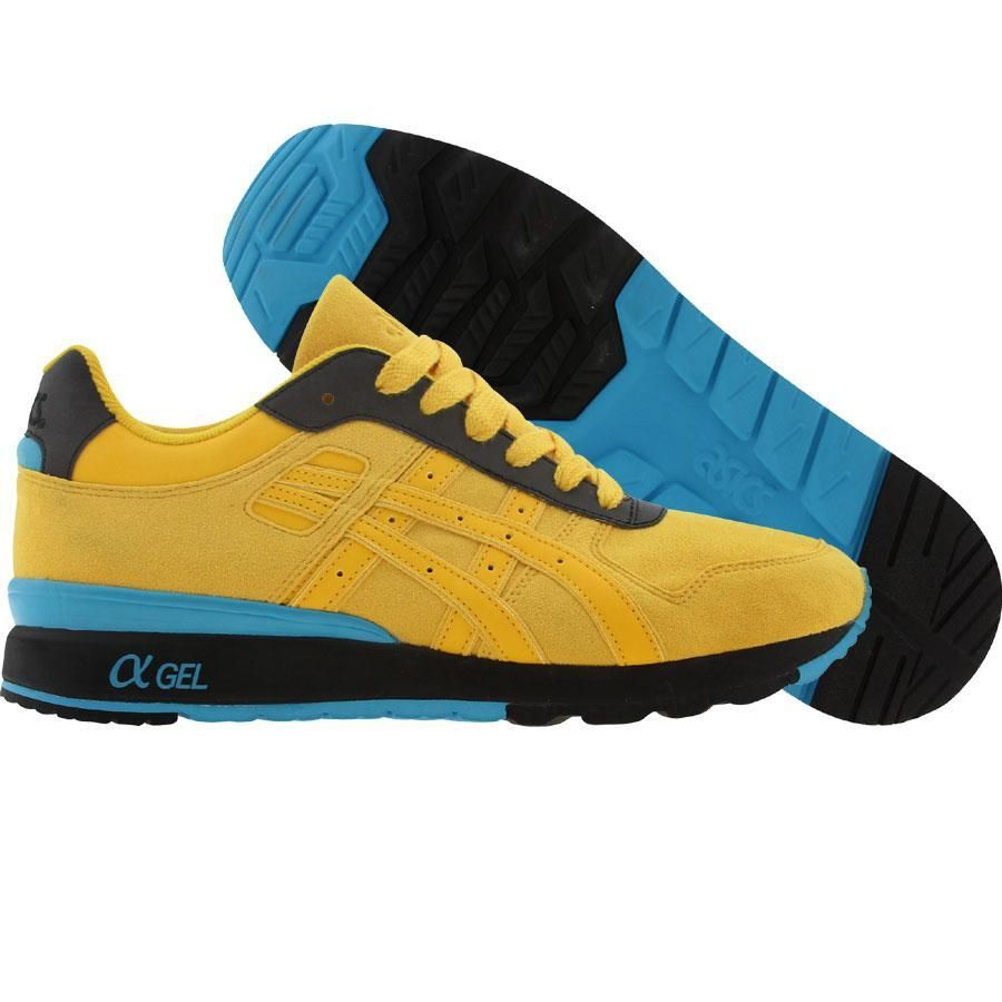 Asics Gel GT II amarillo