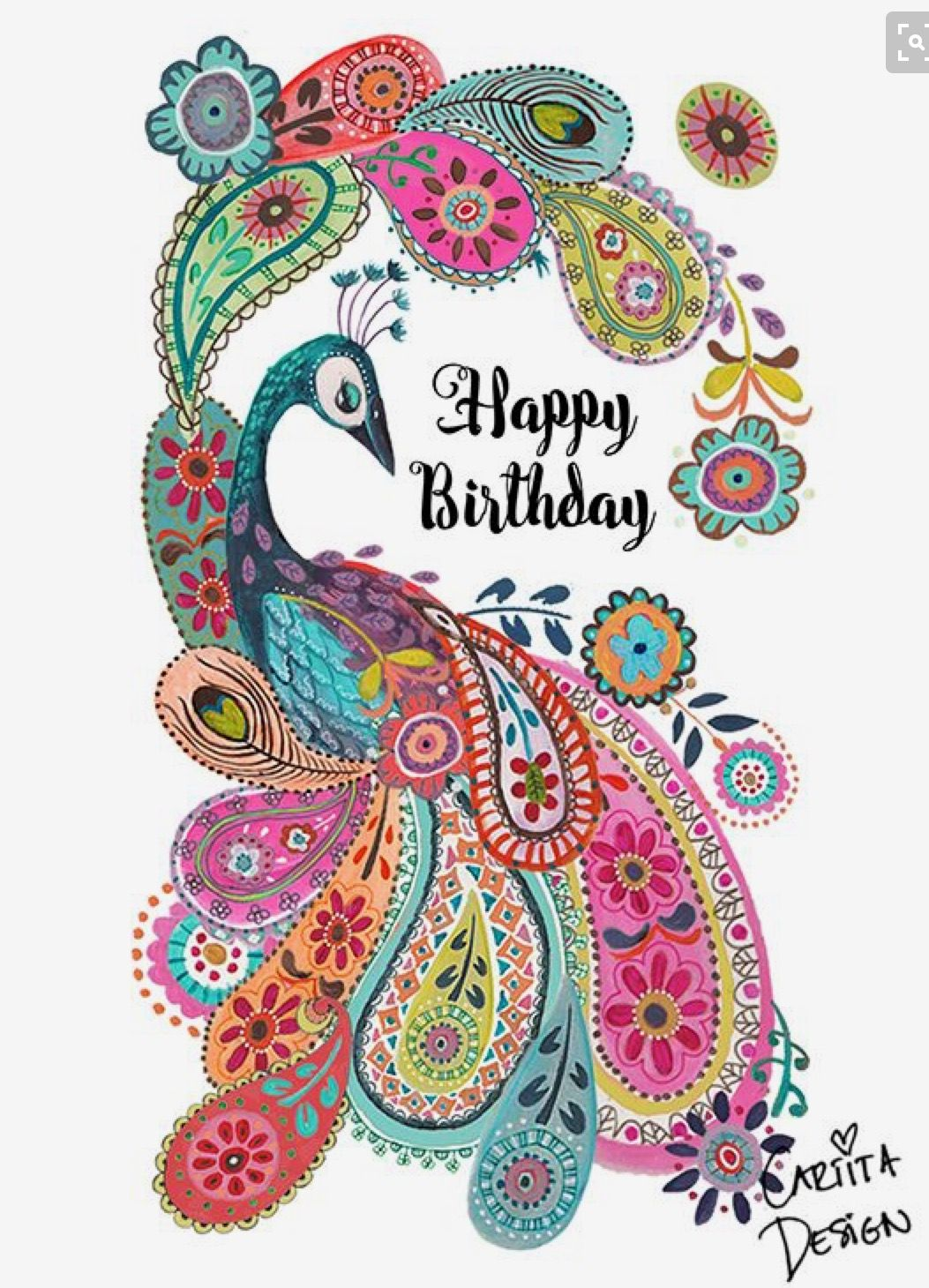 Pin by Paula Simon on Greetings from Me Happy birthday