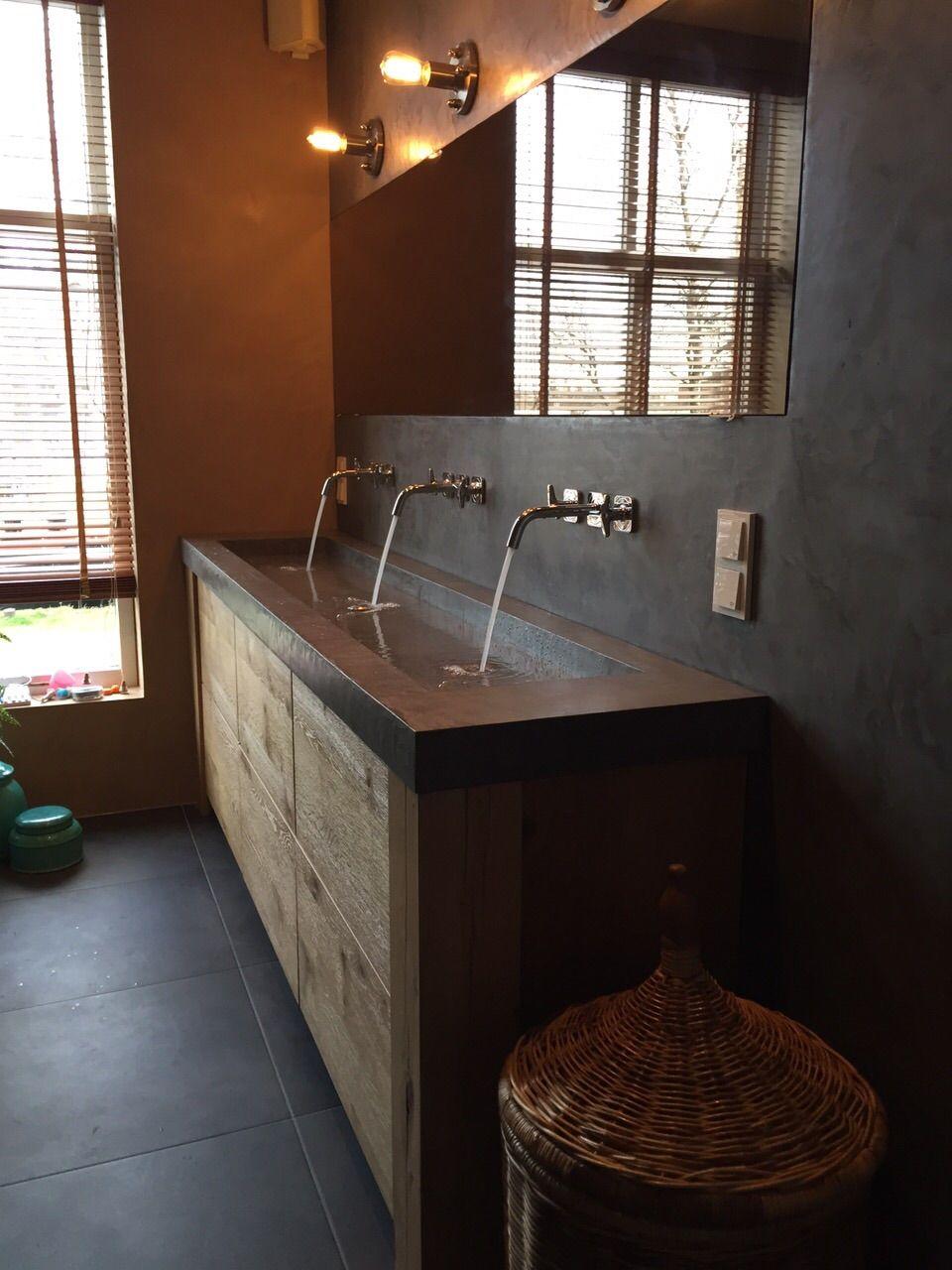 badkamer ideeen beton google zoeken badkamer pinterest