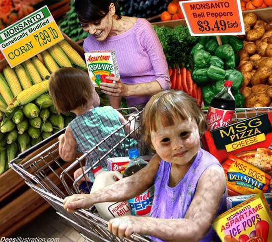 ラット新生児の半数が死亡!遺伝子組み換え食品は兵器。データは捏造。TPP加入後は判別不可に!|泣いて生まれてきたけれど