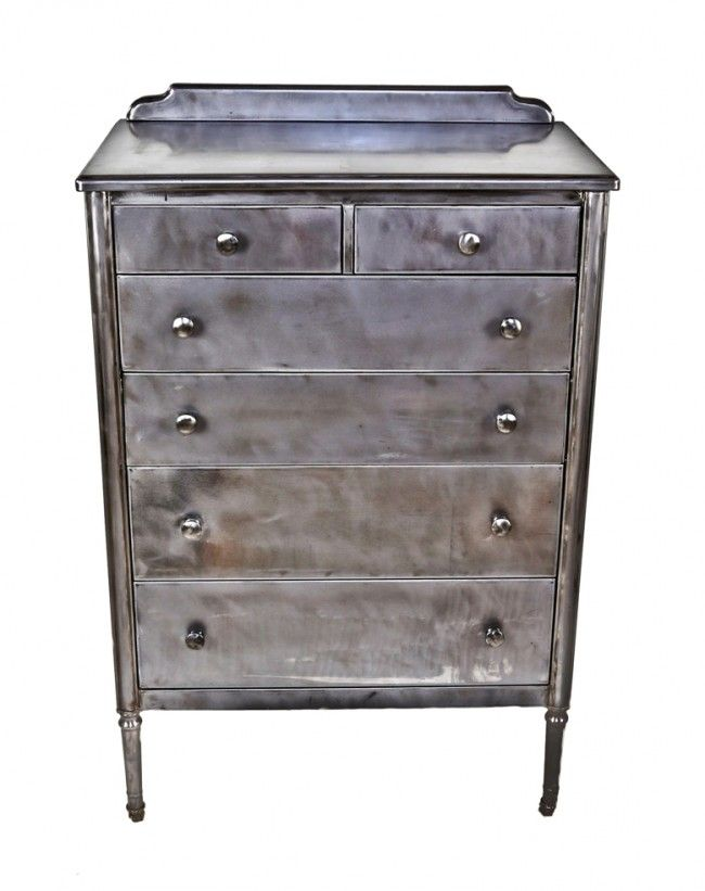 c 1930s refinished American industrial combination pullout desk