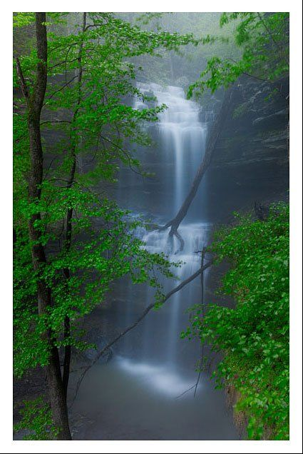 Chutes Victoria: #Piney Falls, AR- How Beautiful....must Visit One Day