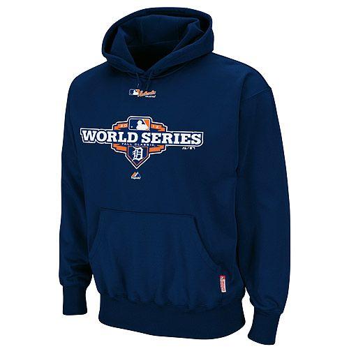 Detroit Tigers 2012 Ac World Series Hooded Sweatshirt Mlb Com Shop Baseball Tshirts Hooded Sweatshirts Mlb Baseball