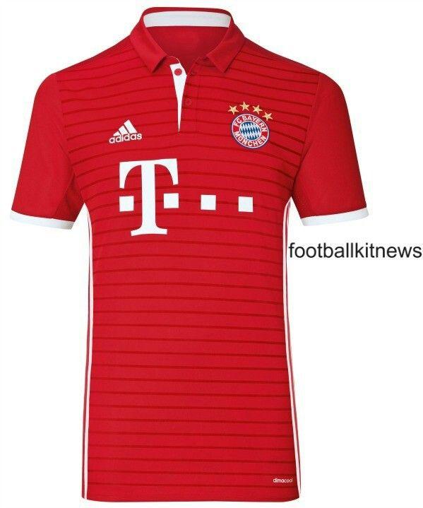 838e4c02ff Bayern Munchen 2016 17