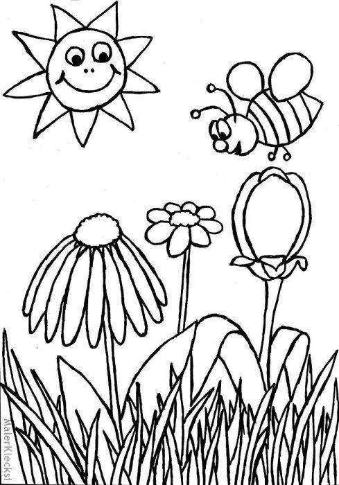 Insektenhotel Malvorlage Coloring and Malvorlagan