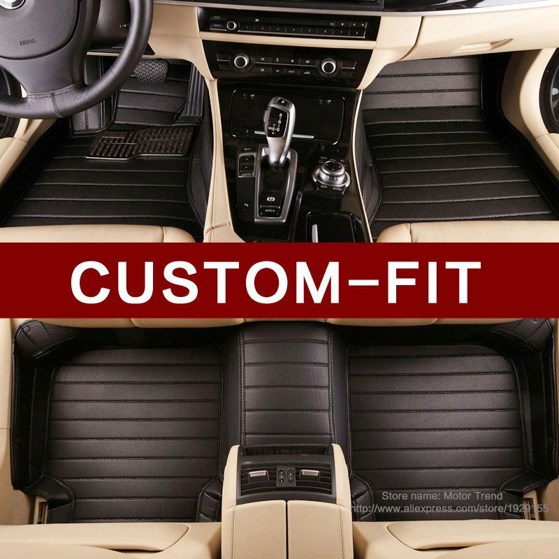 Customized Special Car Floor Mats Made For Hyundai 3d Pvc Leather Perfect 100 Fit Car Styling Carpet Rugs Liners Fit Car Car Floor Mats Custom Car Floor Mats