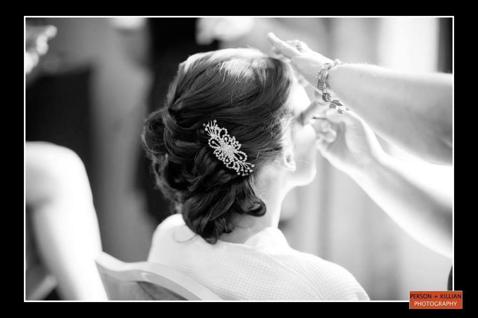 Boston Wedding Photography Boston Event Photography Bridal Hair