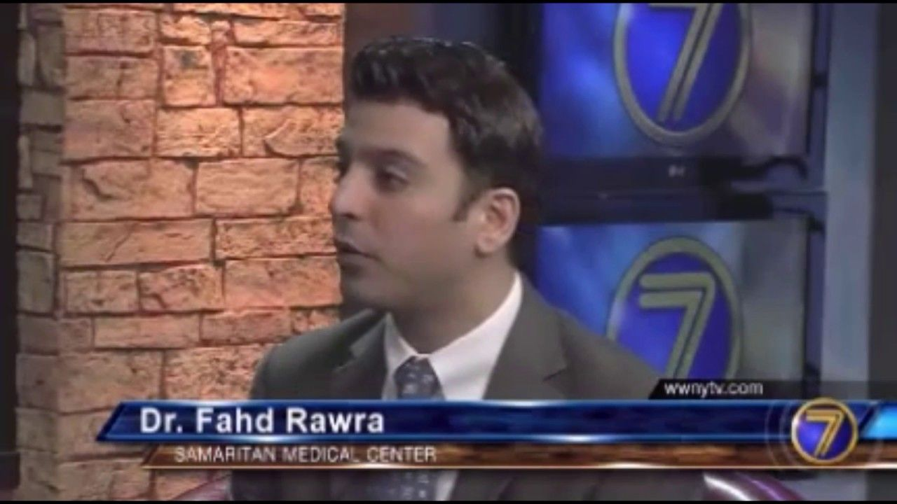 Dr fahd rawra talks about grief counseling dr fahd