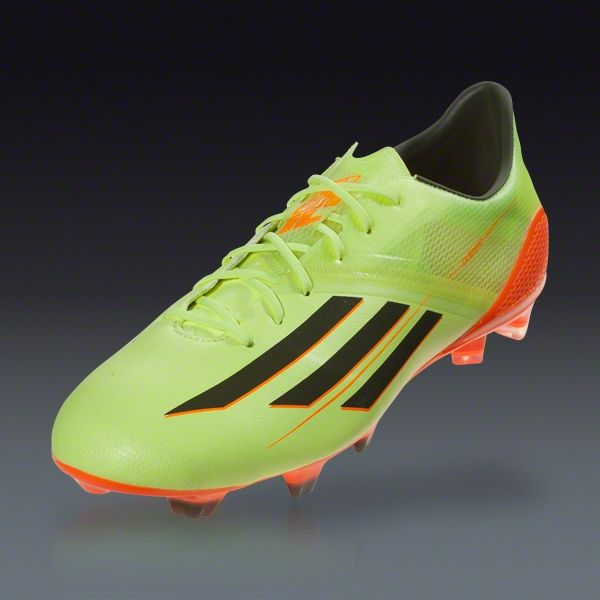 f335f460970 adidas F50 adizero TRX FG - Synthetic - Samba Pack - Glow Earth Green Solar  Zest Firm Ground Soccer Shoes