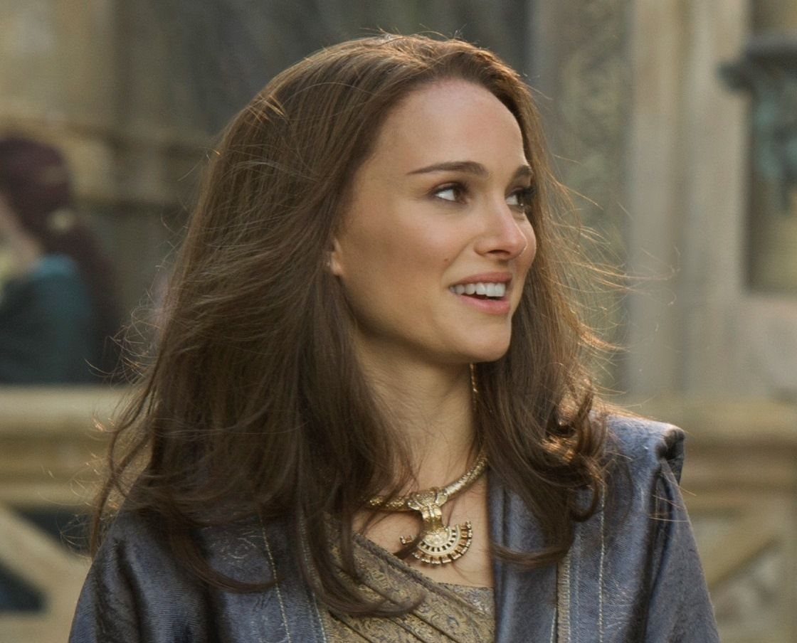 Our Wig For Natalie Portman As Jane In Thor The Dark World For Alex Rouse Wig Co Hair Designer Luca Vanella Hairstylist Ferdinando Merolla