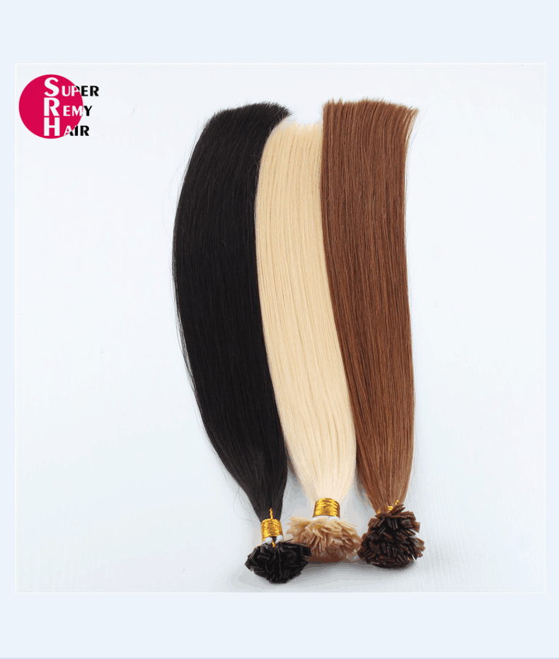 Flat tip hair 7A grade 100% human hair extensions 12-30 inch dark color #humanhairextensions Flat tip hair 7A grade 100% human hair extensions 12-30 inch dark color #humanhairextensions