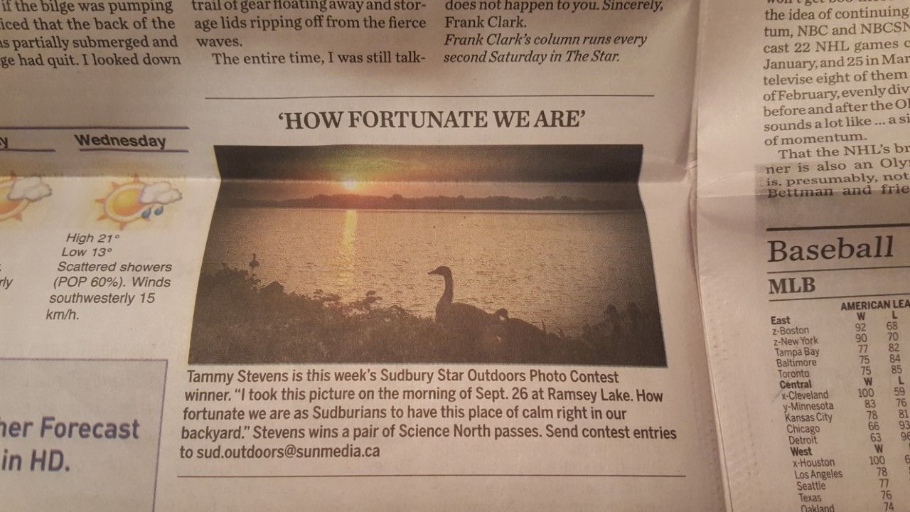 Sudbury Ontario Newspaper