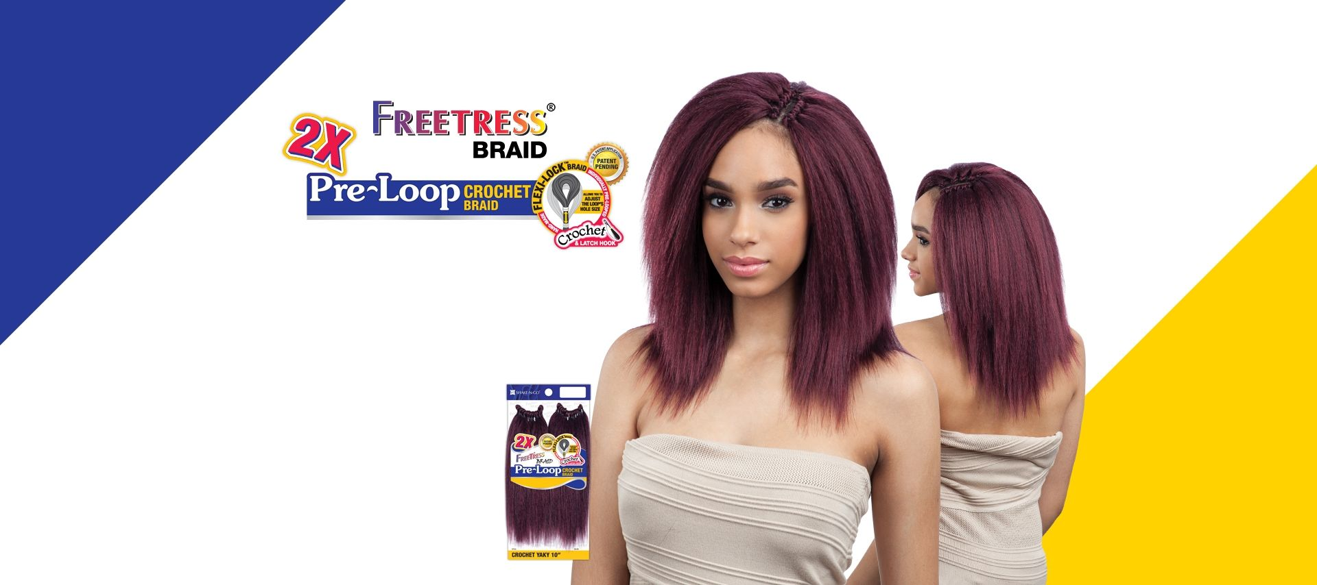YAKY CANDY CURL 14 - Shake-N-Go Fashion, Inc. | Synthetic