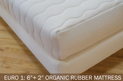 Created In The 1990 S The 8 Thick Organic Rubber Mattress