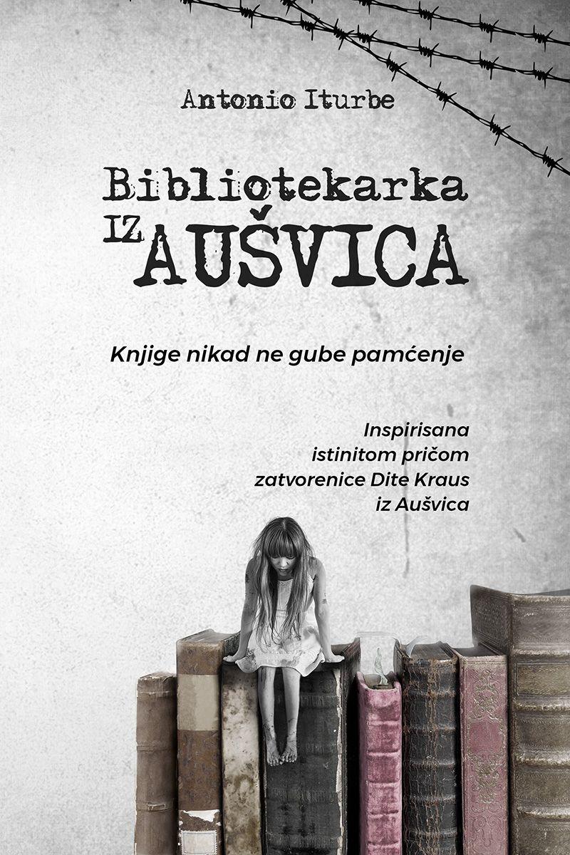 Bibliotekarka Iz Ausvica Book Cover Books My Books