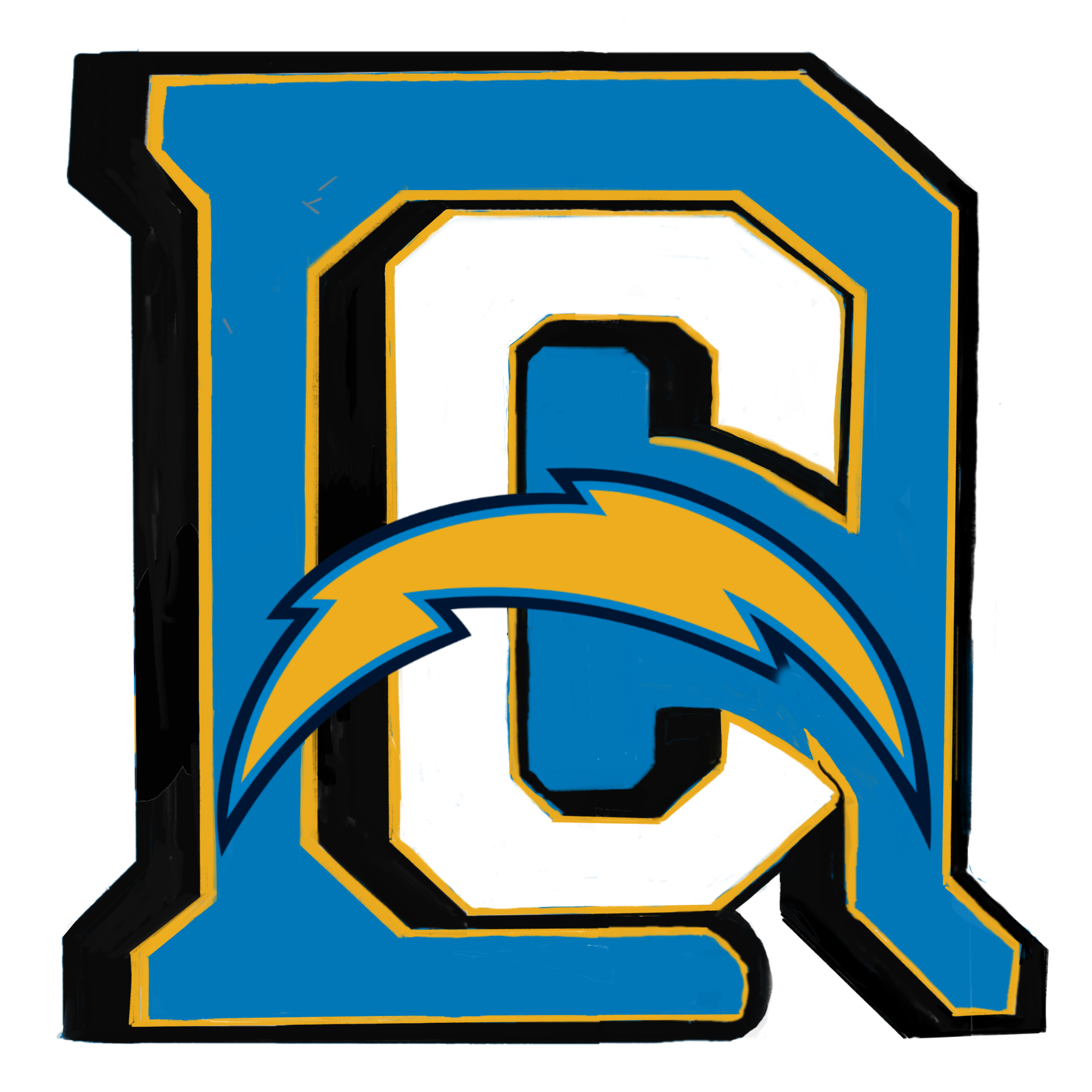 Los Angeles Chargers Logo Los Angeles Chargers Logo Logos Los Angeles Chargers