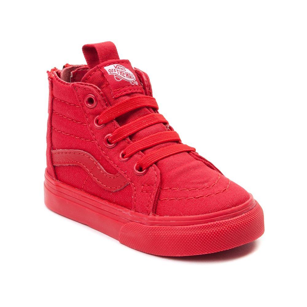 dc6363fccf Toddler Vans Sk8 Hi Skate Shoe