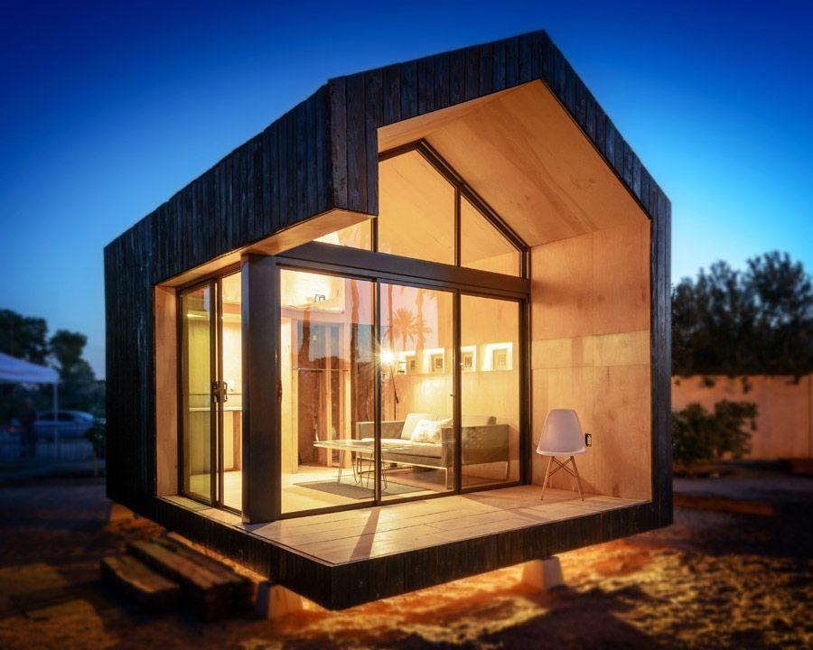 Cinder Box (Tiny House Swoon)