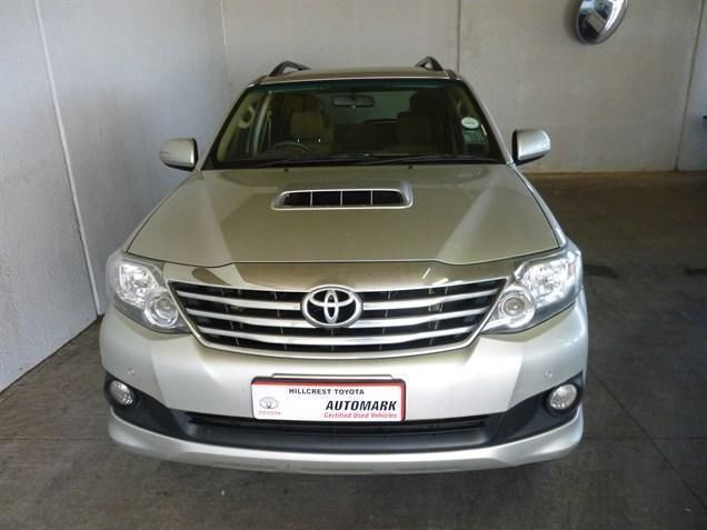 Get That Adrenalin Rush With Our 2012 Toyota Fortuner Iii 3 0 D