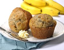 Interested in something light for breakfast? Here's a recipe for Light Banana Nut Muffins that's made with C® Light Sugar & Stevia Blend.