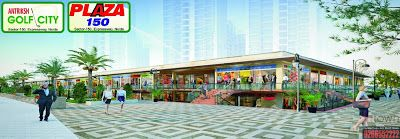 Resale Properties On Noida Expressway Commercial Society Shops At Antriksh Golf City Sec Retail Shop Best Commercials Commercial Property