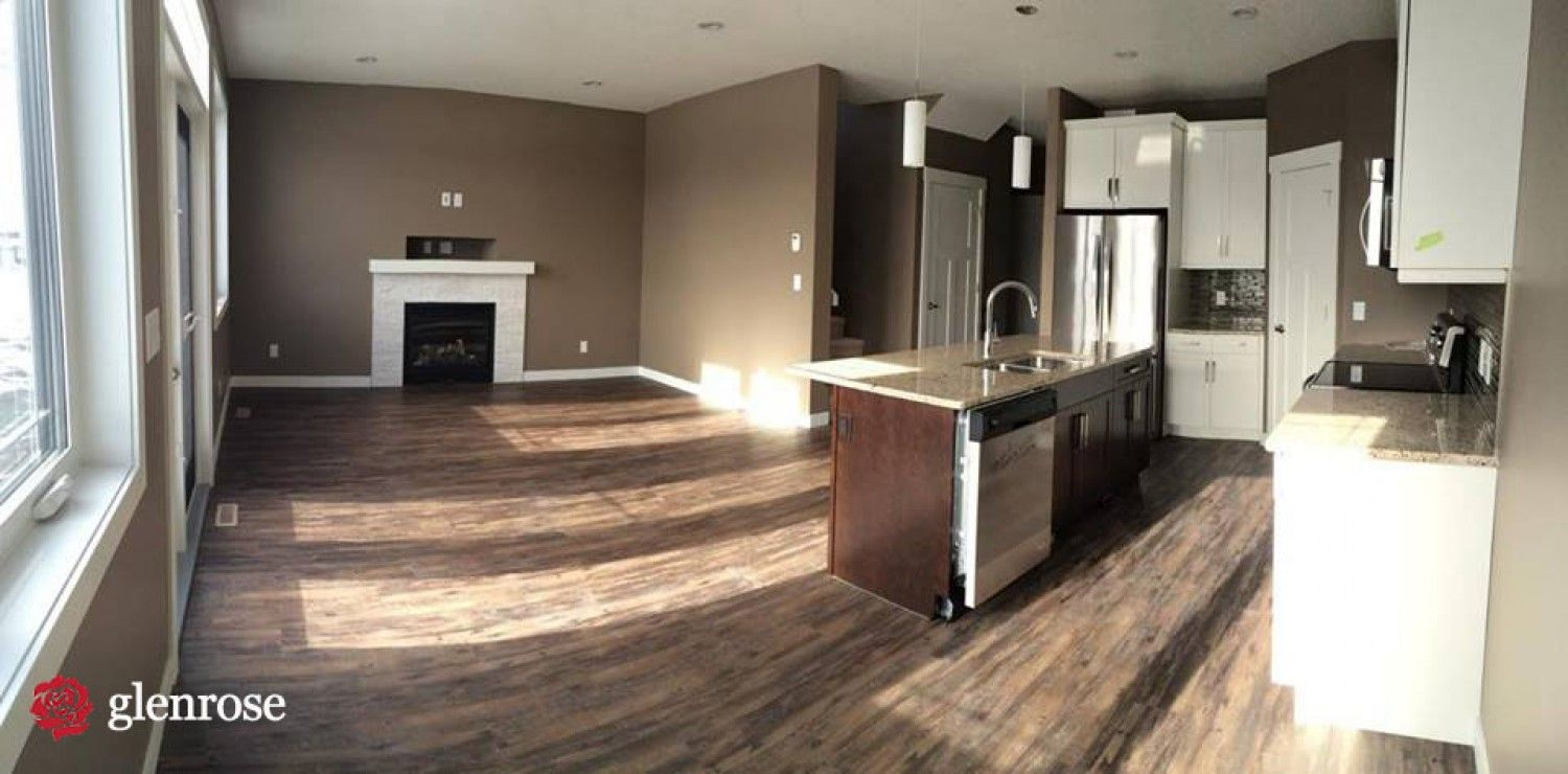 main level at 5625 Glide Crescent, in Harbour Landing