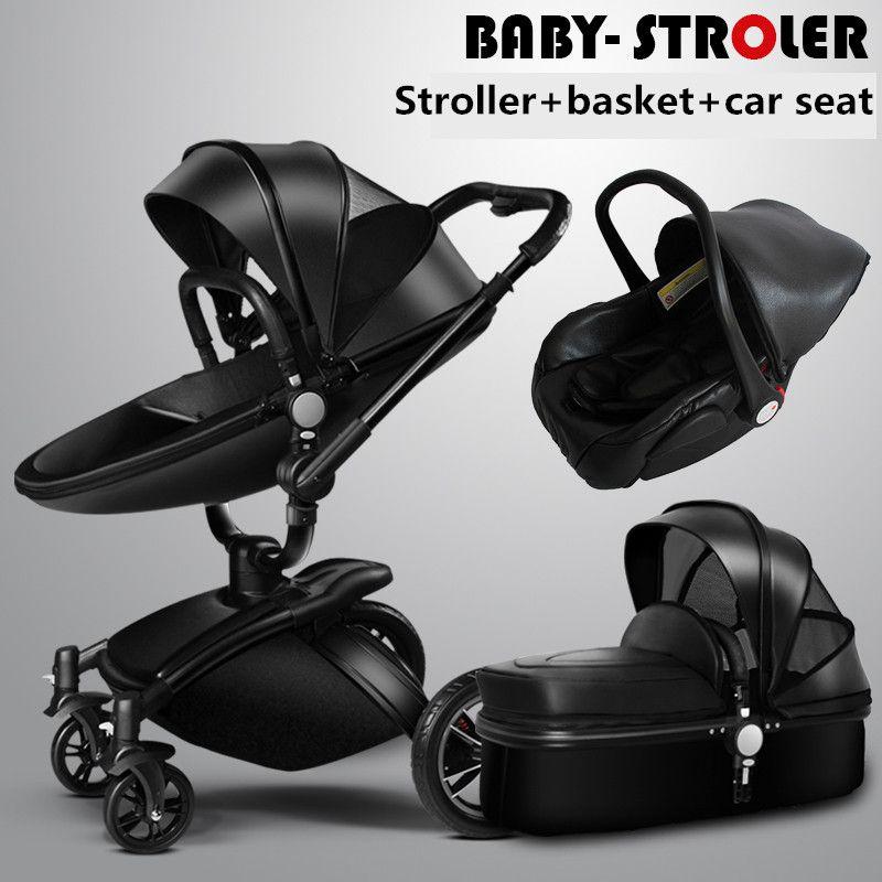 Babyfond Freies Schiff Keine Steuer Luxus 3 In 1 Kinderwagen Marke