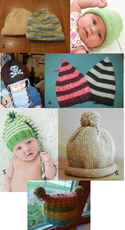 Desirees Adventures In Photography Free Newborn Knit And Crochet
