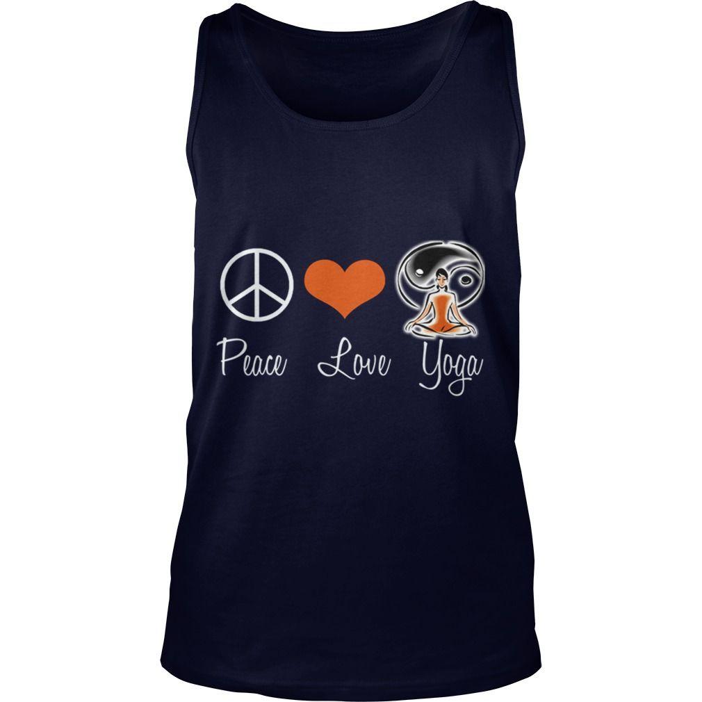 berühmte Designermarke professionelle Website tolle Auswahl peace Love Yoga Womens Long…