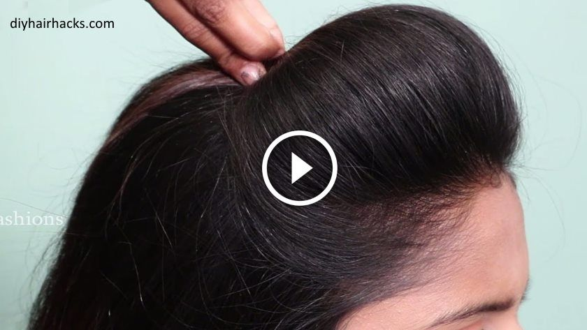 New High Puff Ponytail Hairstyles For Long Hair Kurti Blouse Ponytail Hairstyles Easy Puff Ponytail High Ponytail Hairstyles