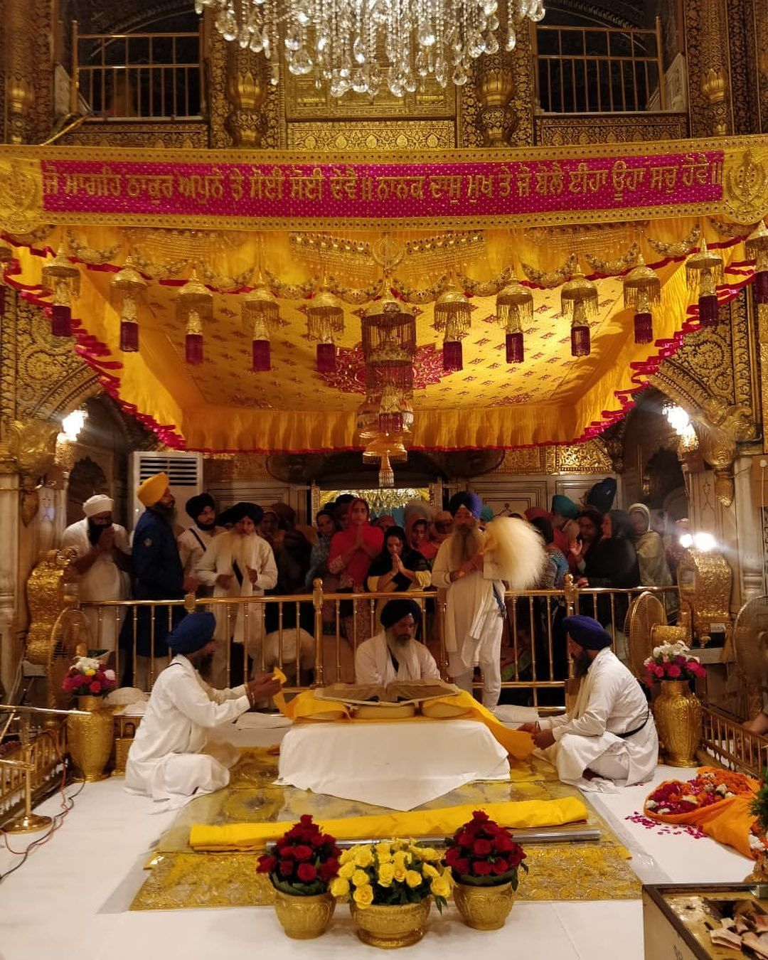 139 Likes, 9 Comments Golden temple (golden.temple