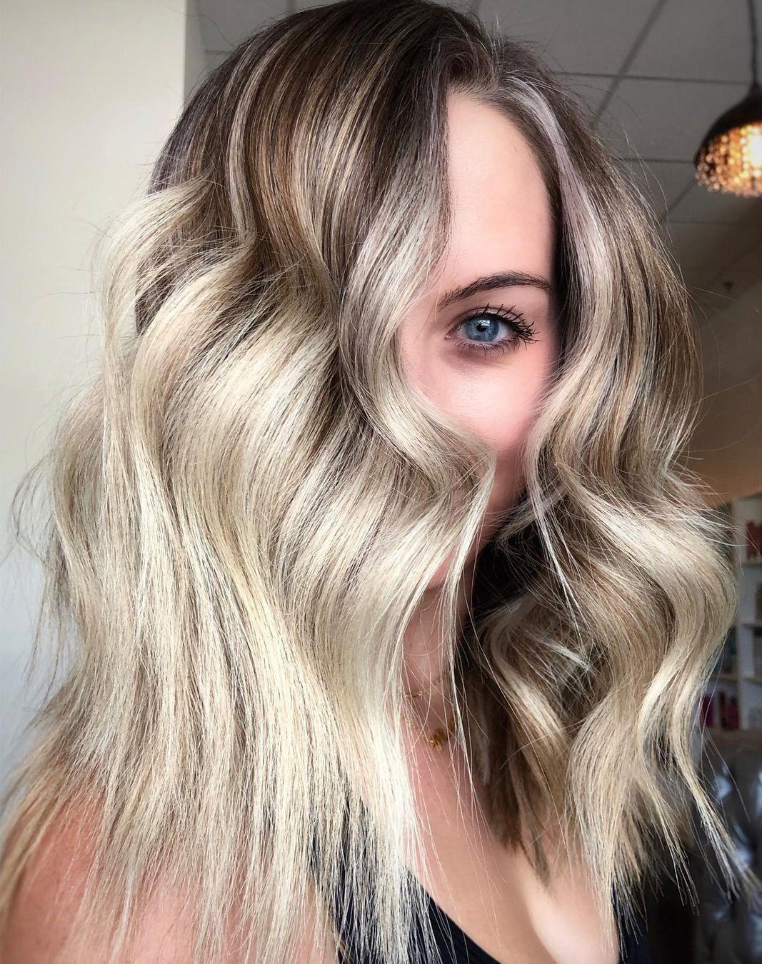 Riulogia Blonde Hair Colors 18