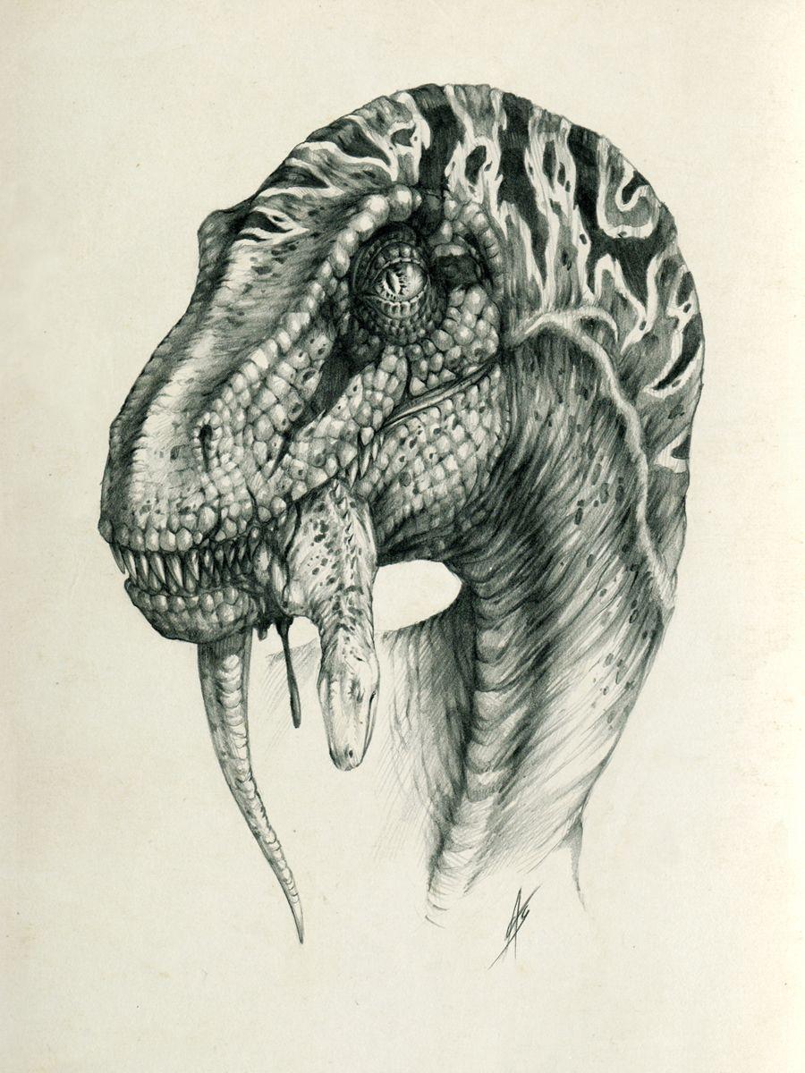 Velociraptor by AntarcticSpring.deviantart.com on @deviantART