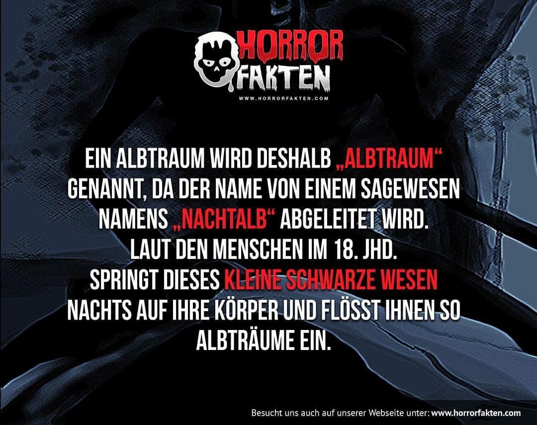 Horror Fakten in 2020 Funny horror, Halloween quotes