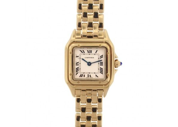 Cartier 18K Yellow Gold Small Panthere