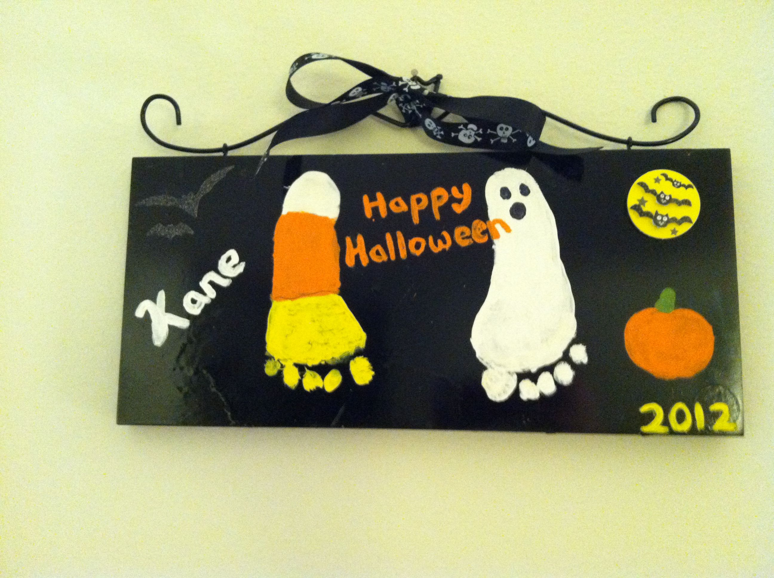 Halloween kids craft Artsy Fartsy Pinterest Halloween kids - Halloween Decorations For Kids