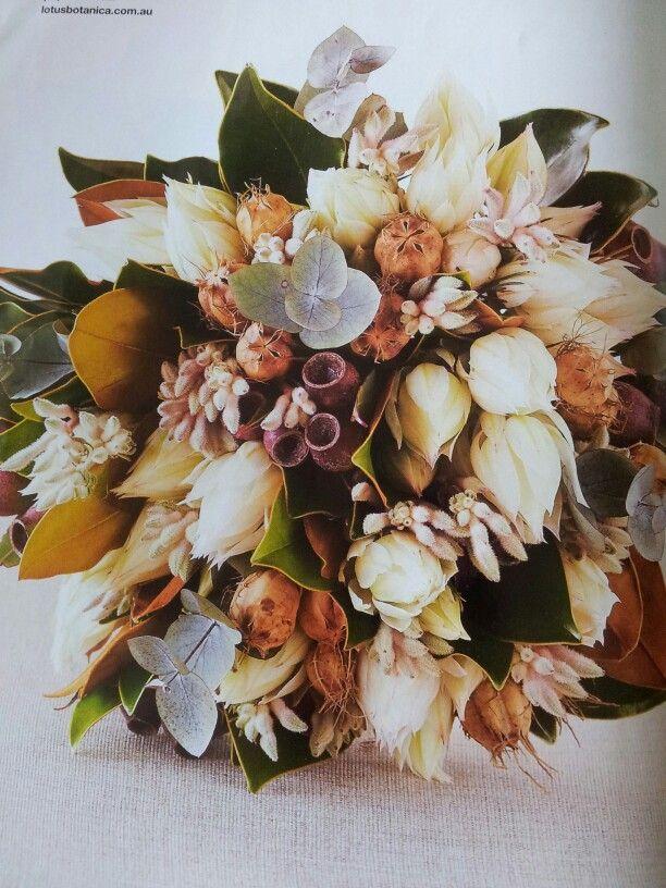Gumnut Bouquet Nat S Wedding Floral Wedding Wedding Flowers Direct