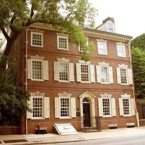 Boutique Hotels In Philadelphia Colonial Style Luxury Hotel