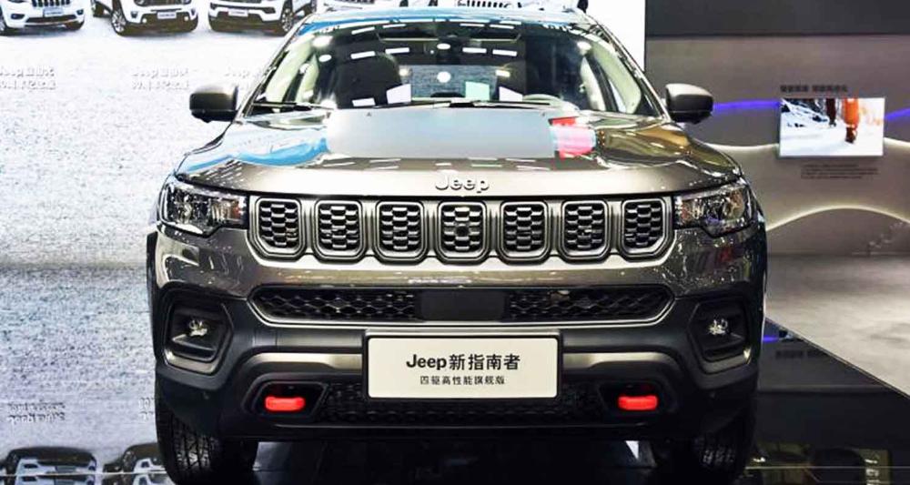 جيب كومباس 2022 بالجيل المتجدد مقصورة عصرية وتحديثات خارجية طفيفة موقع ويلز Jeep Jeep Compass Compass