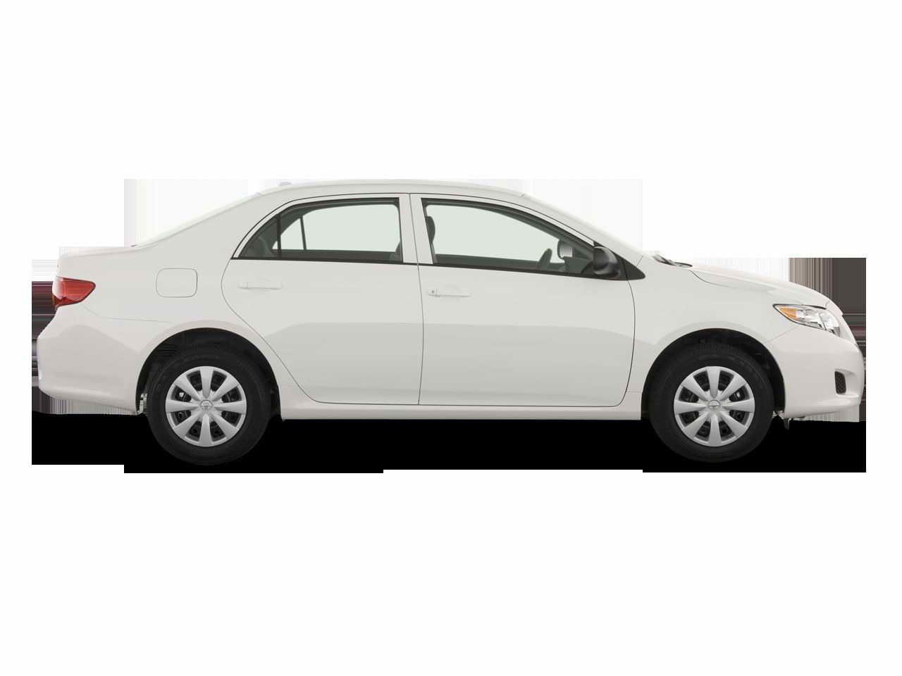 2010 Toyota Corolla Sport Tire Size