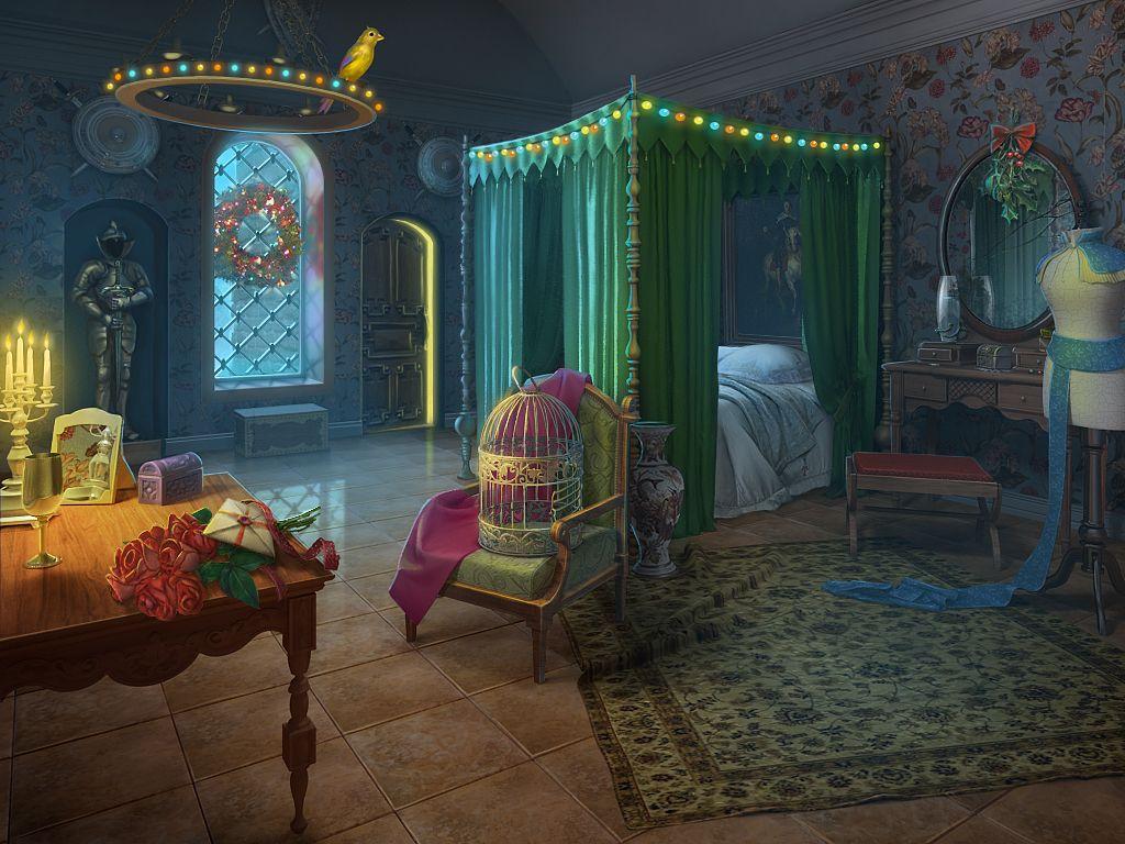 The Bedroom by nevardaed on DeviantArt Fantasy rooms