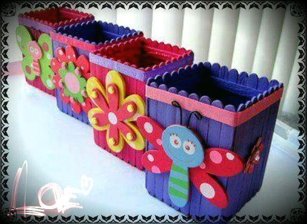 Resultado de imagen para regalos para el dia de los jardines DIY - jardines navideos