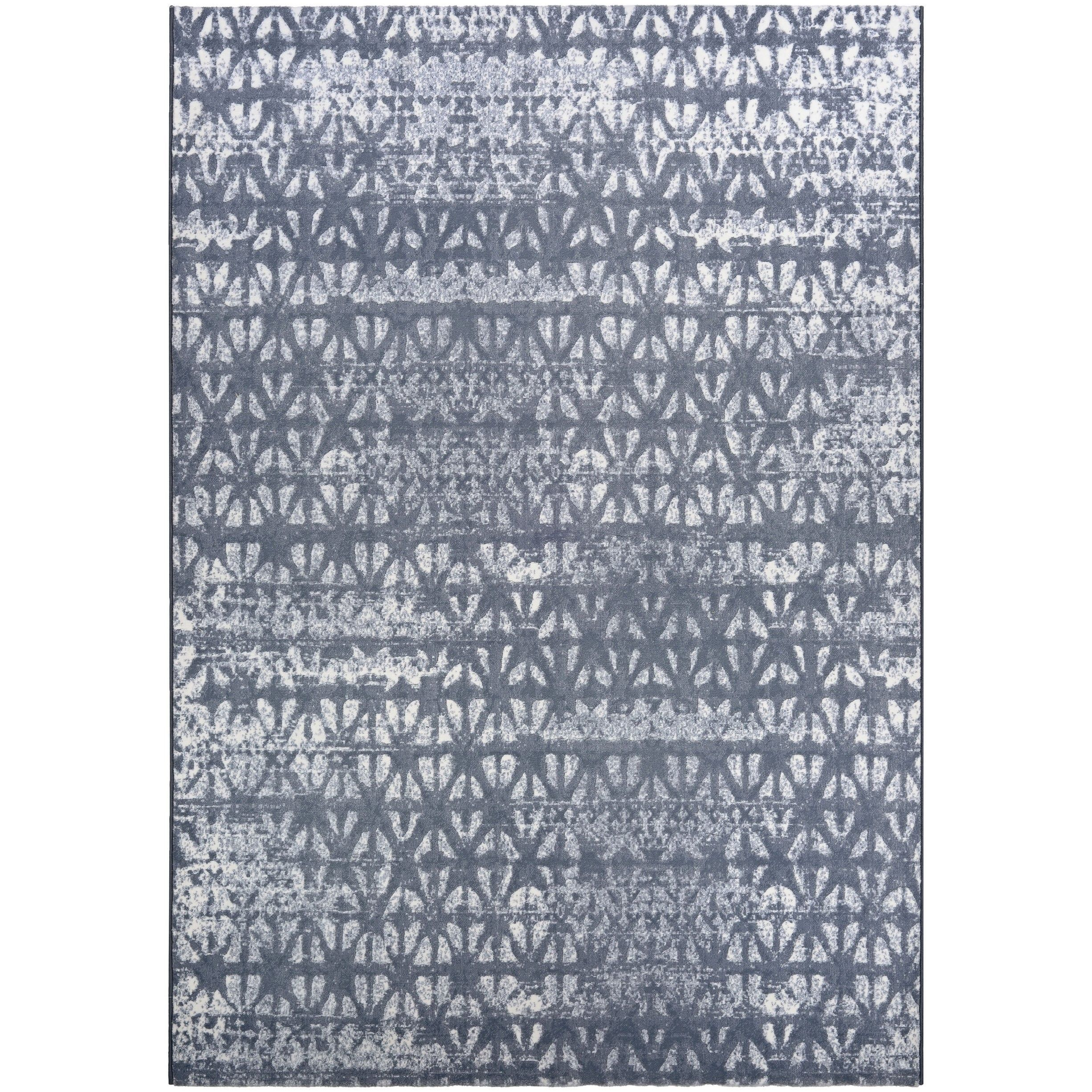 Couristan Marina Grisaille Runner Rug (2\'2 x 7\'10) (confederate grey ...