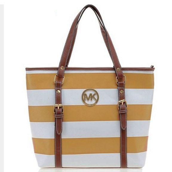 MICHAEL Michael Kors Greenwich Large Grab Bag Merlot/Black Diese und weitere Taschen auf www.designertasch... entdecken