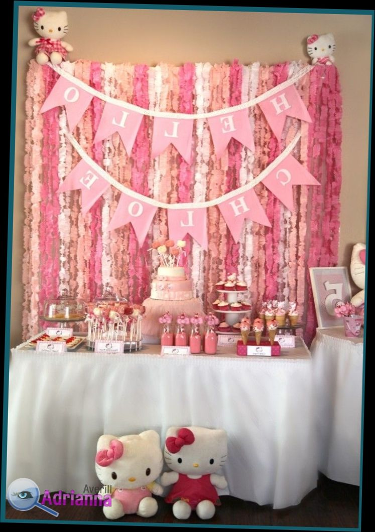 Simple Stage Decoration Ideas For Birthday Party