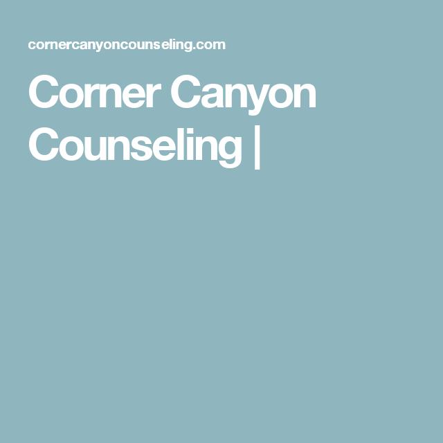 Corner Canyon Counseling  