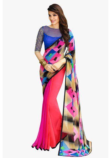 efd153819d Sarees - Sarees Online, Designer Sarees Designs, Sari Shopping   Voonik  India