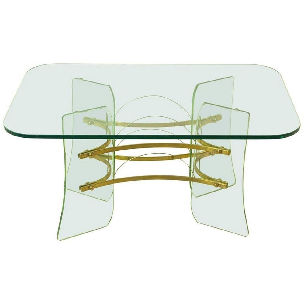 For Sale Coffee Table By Pietro Chiesa For Fontana Arte 1970s [ 1000 x 1000 Pixel ]
