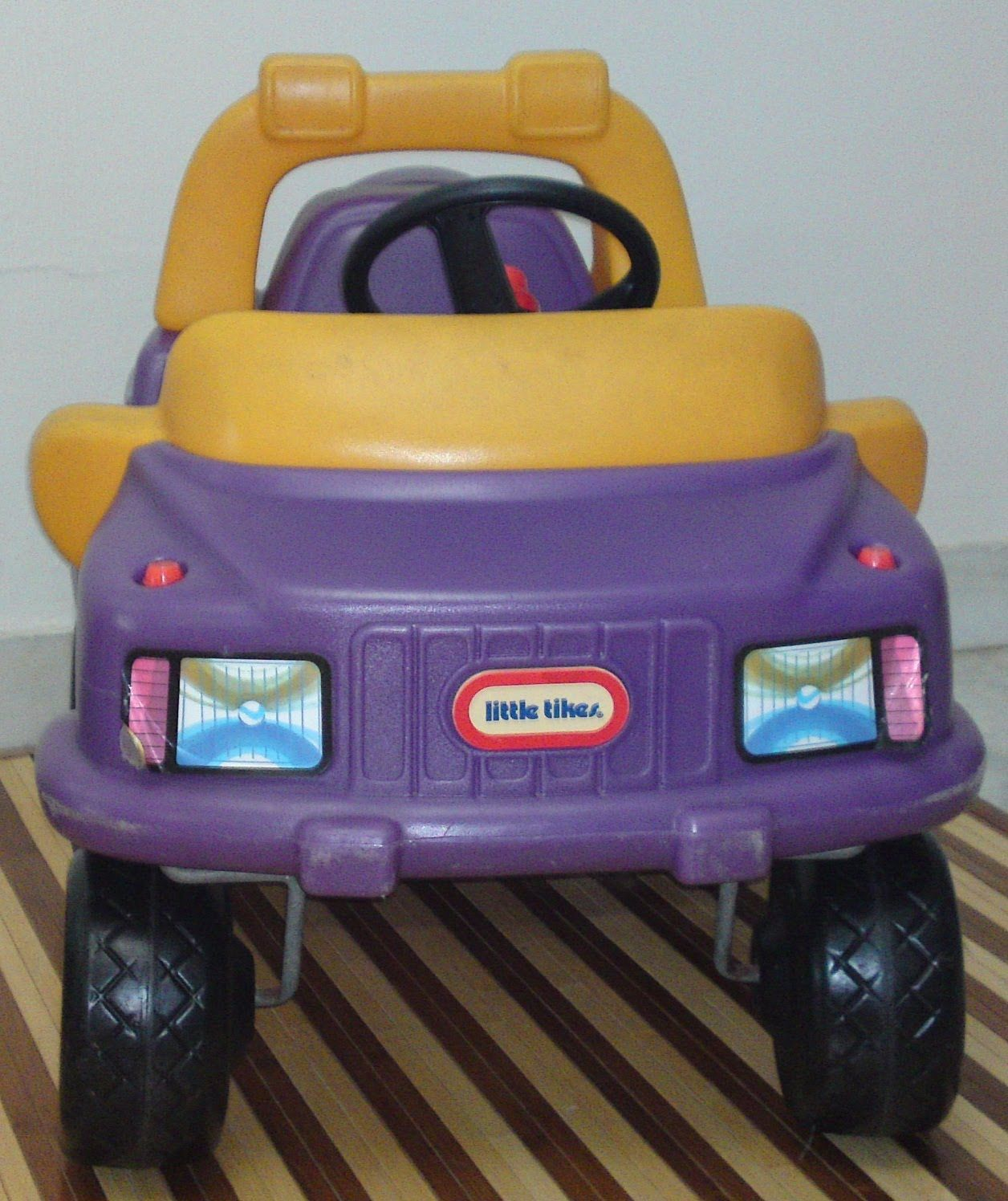 Little Tikes 4X4 Jeep Little tikes, Future kids, Fisher